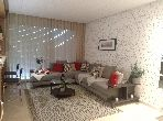 Location d'un appartement à Casablanca Finance City. Superficie 75 m². Meublé