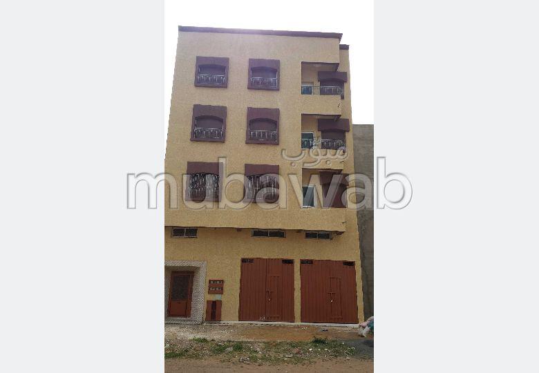 Home to buy in Bir Rami Est. Surface area 110 m². Reinforced door.