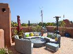 2 ch 2 terrasses de 204 m² parc de l'agdal