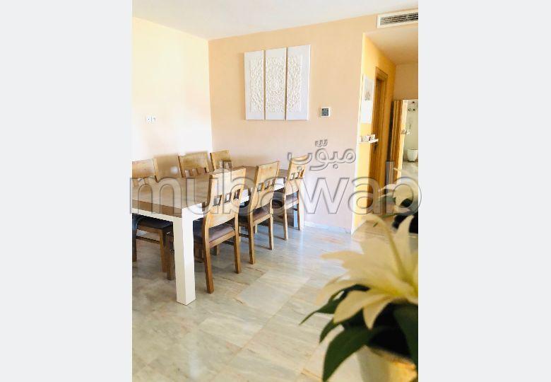 Appartement à louer à Nouaceur. 2 belles chambres. Meublé