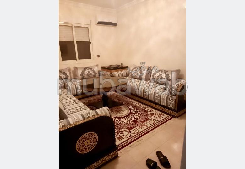 استئجار شقة بمراكش. المساحة 53 م². مفروشة.