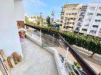 Location bel appartement meublé avec terrasse BIR ANZARANE