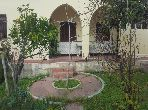 Luxury villa for sale. 9 Living room. Carpark and garden.