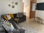 Location bel appartement vide quartier TADART