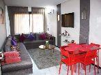 En location longue durée, magnifique appartement confortable meublé