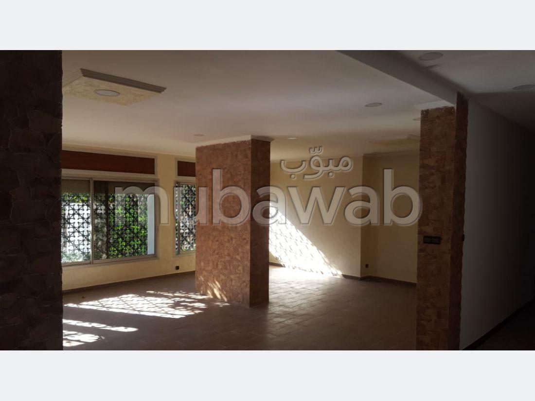 Villa de 400 m2 à longchamps