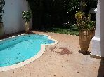 Villa de 545 m2 dans Résidence sécurisée Ain Diab