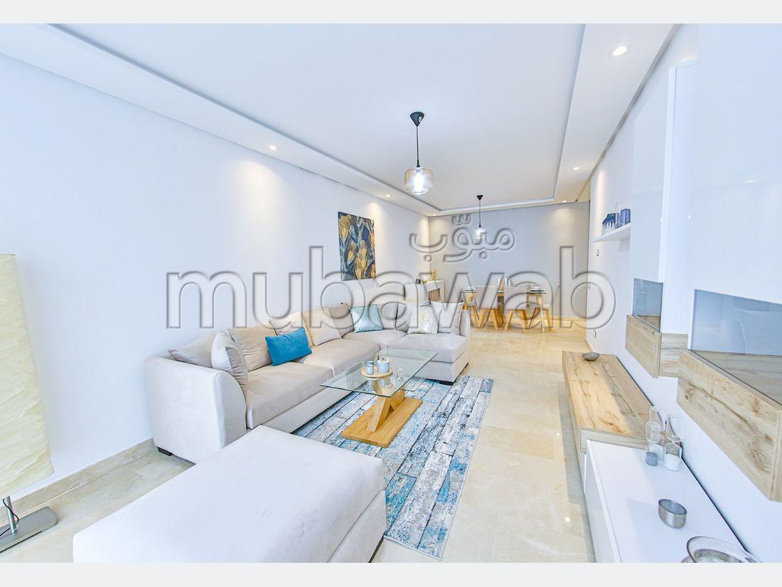 Appartement de 105m² en vente Résidence Ô Maarif