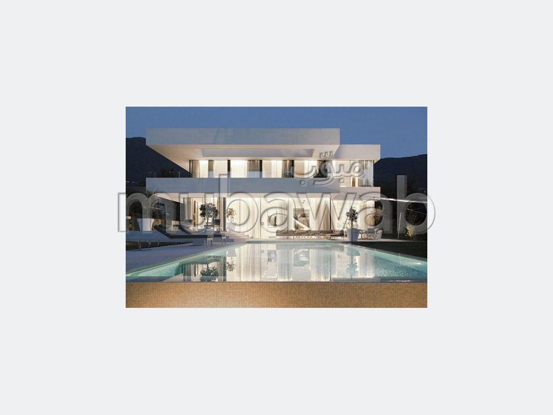 Villa Ultra Moderne de 1633 m2 à Californie