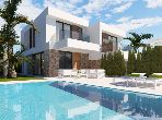 Villa Moderne de 1065 m2 à Californie