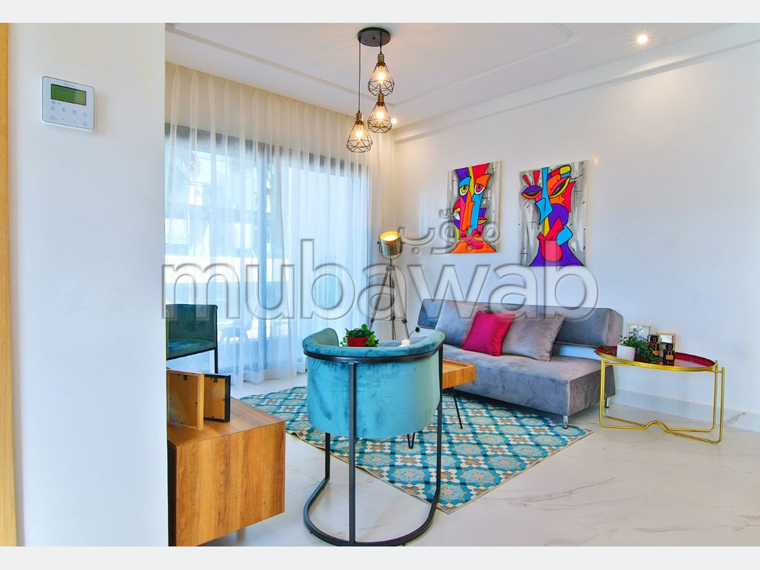 Sale of a lovely apartment. Small area 59.0 m². Air conditioning system.