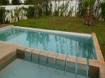 منزل فخم للبيع بالدارالبيضاء. 9 قطع كبيرة. إقامة بالمسبح.