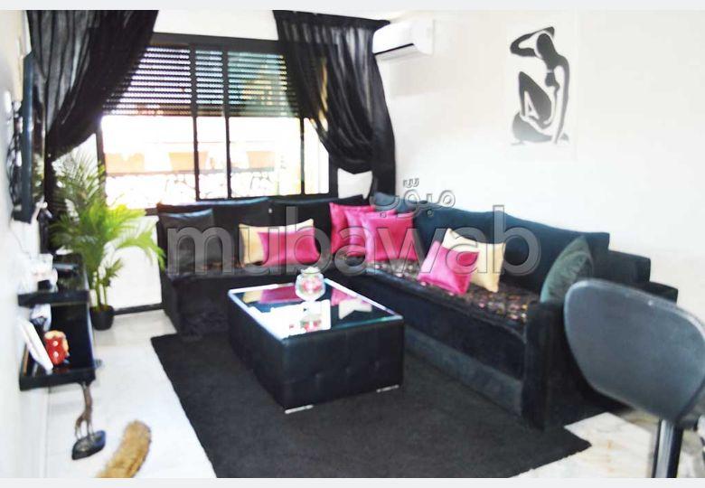 استئجار شقة بكليز. المساحة الكلية 60.0 م². مفروشة.