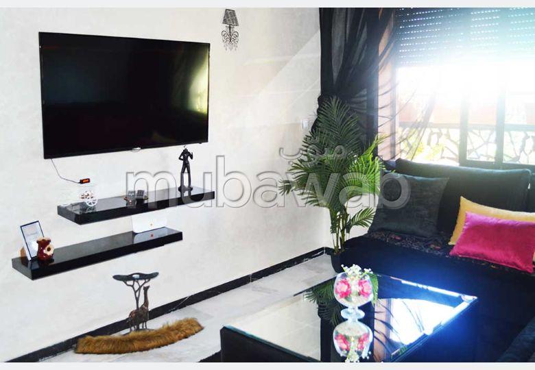 استئجار شقة بكليز. المساحة الكلية 60 م². مفروشة.