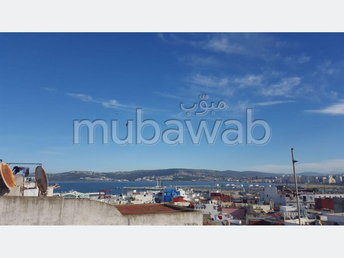 Encuentra tu próxima casa en Médina. Área total 84 m². Vista frente al mar.