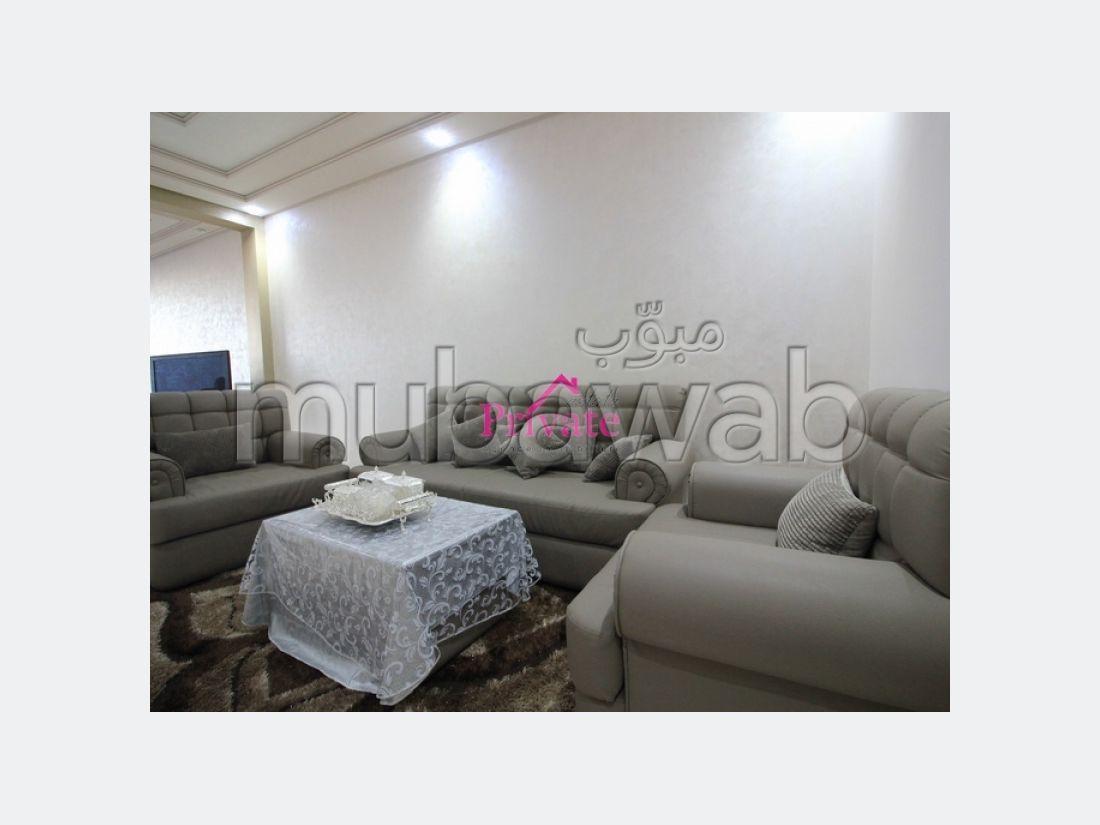 Location Appartement 120 m² PLAYA TANGER Tanger