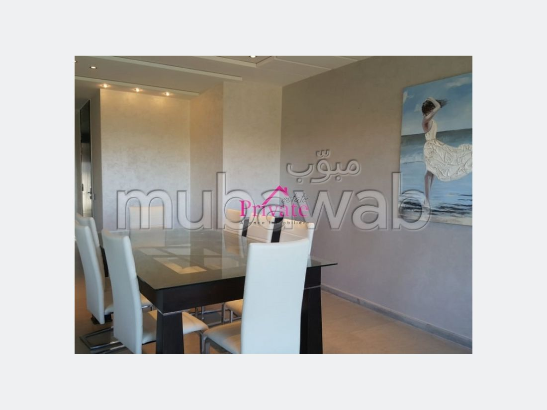 Location Appartement 150 m² MALABATA Tanger Ref: LA395