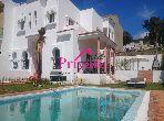 Location Villa 450 m² JEBEL KEBIR Tanger Ref: LA127