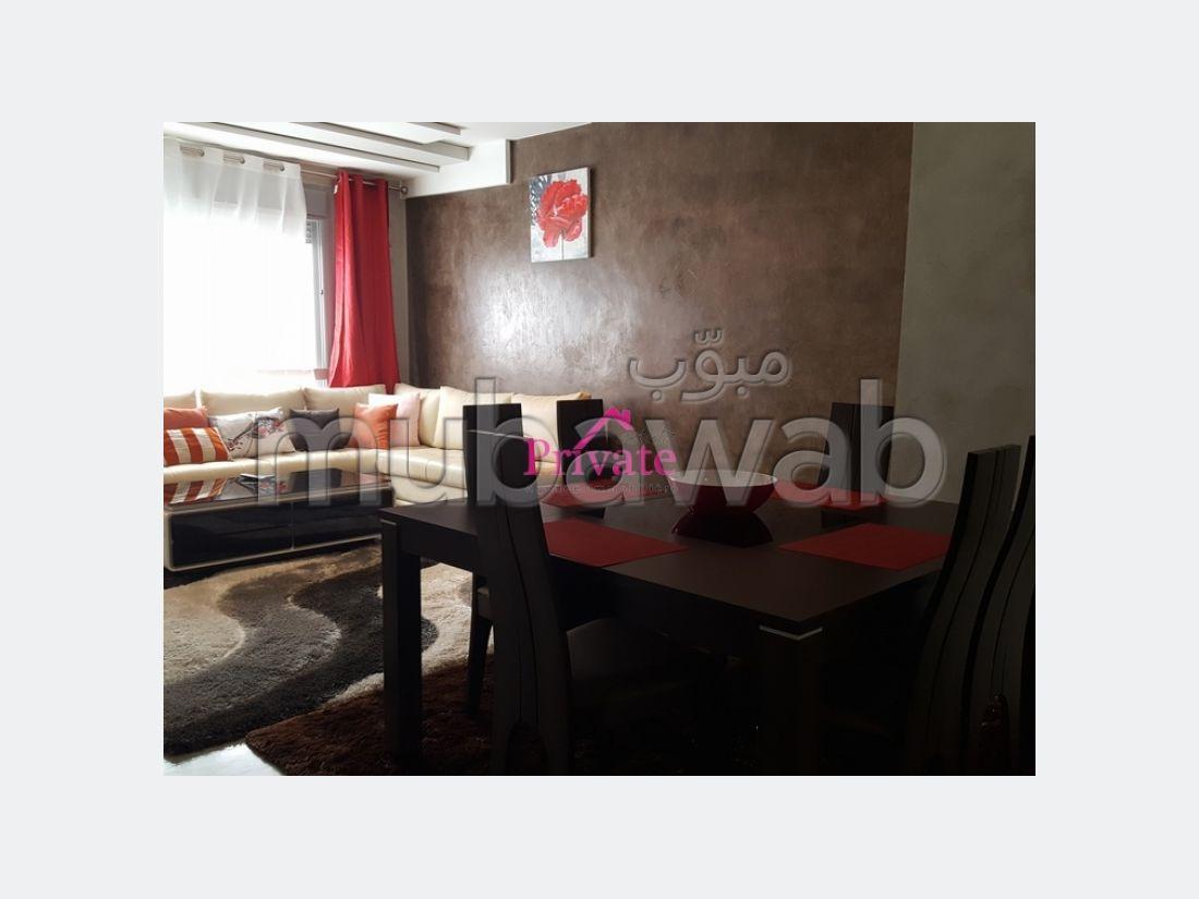 Vente Appartement 120 m² MALABATA Tanger Ref: VA247