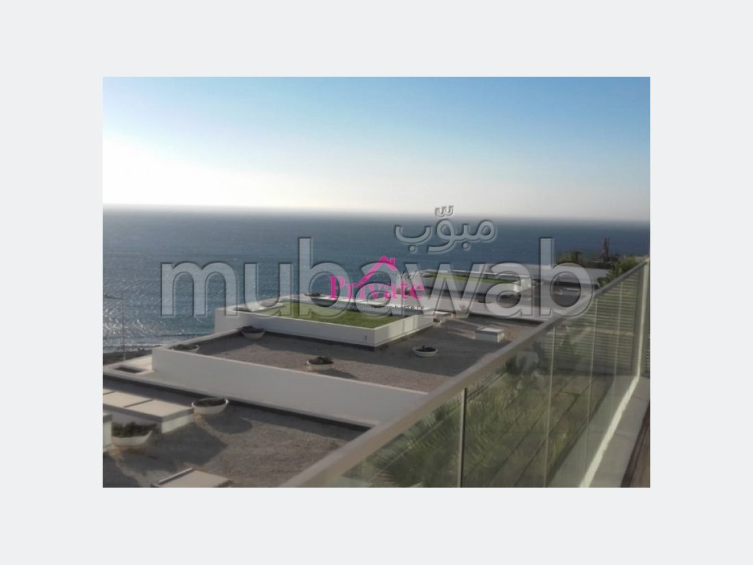 Vente Appartement 190 m² GHANDOURI RESIDENCE BALCONY, Tanger