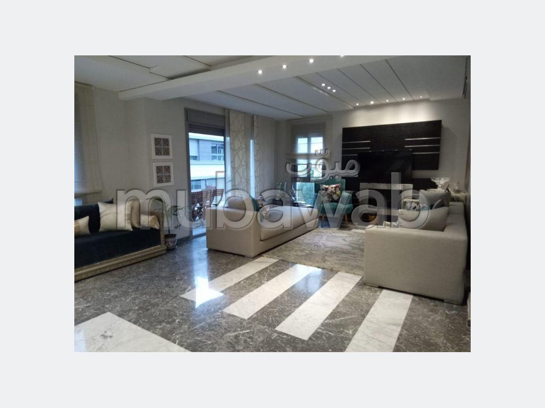 Vente Appartement 140 m² MALABATA Tanger Ref: VA201