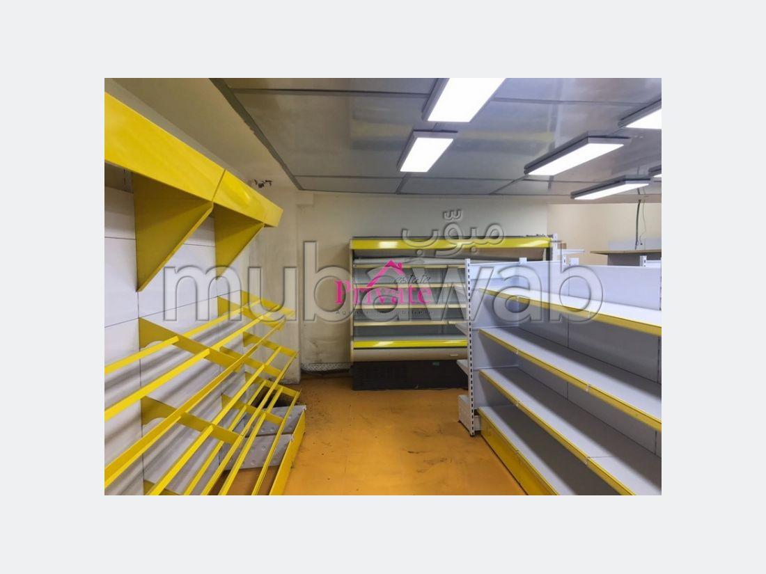 Vente Local commercial, m² ROXY Tanger Ref: VA170