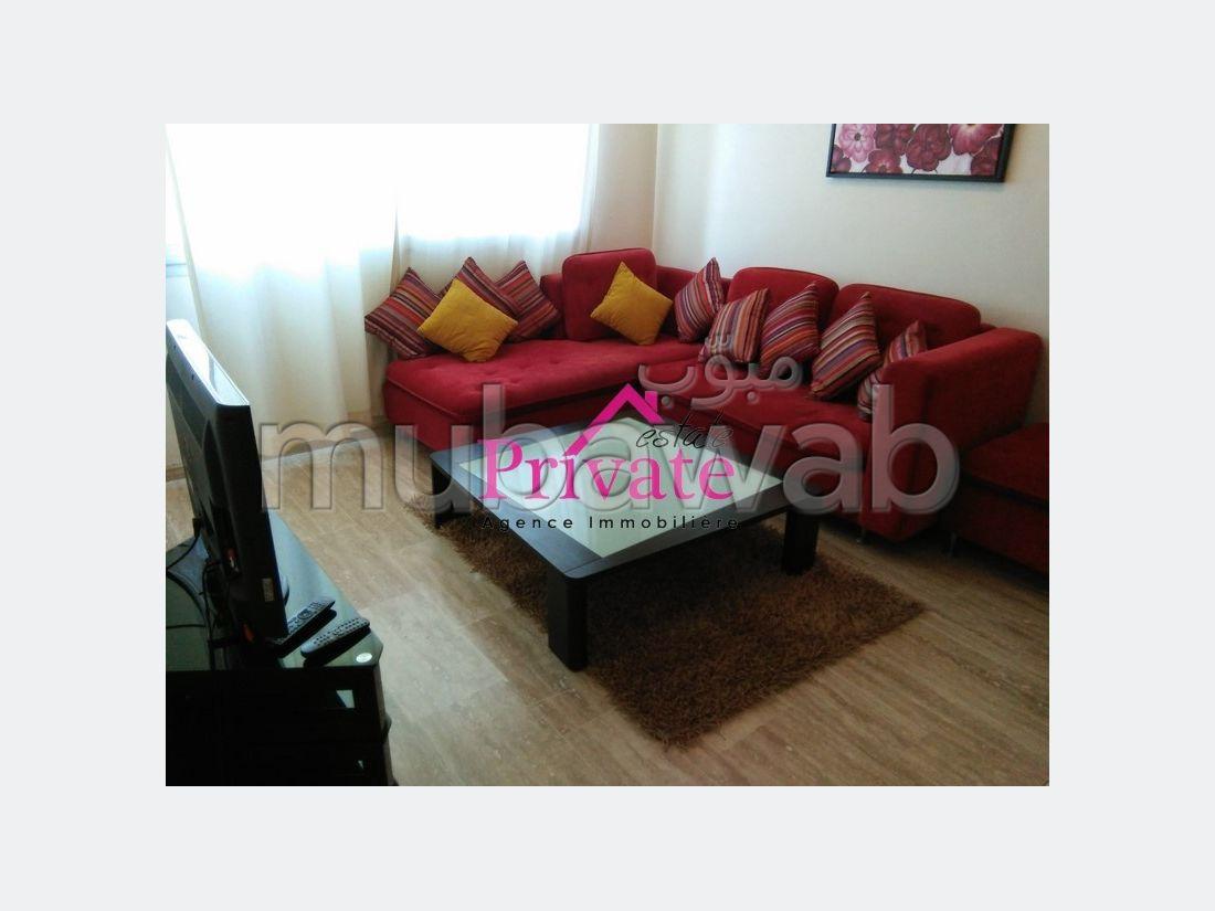 Vente Appartement 70 m² BVD MED 6 Tanger Ref: VA122