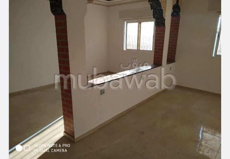 استئجار شقة بطنجة. المساحة 100 م².