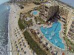 Studio pied dans l'eau à residence Folla Sousse