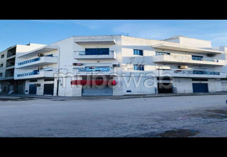Immeuble R+3 a Bizerte centre
