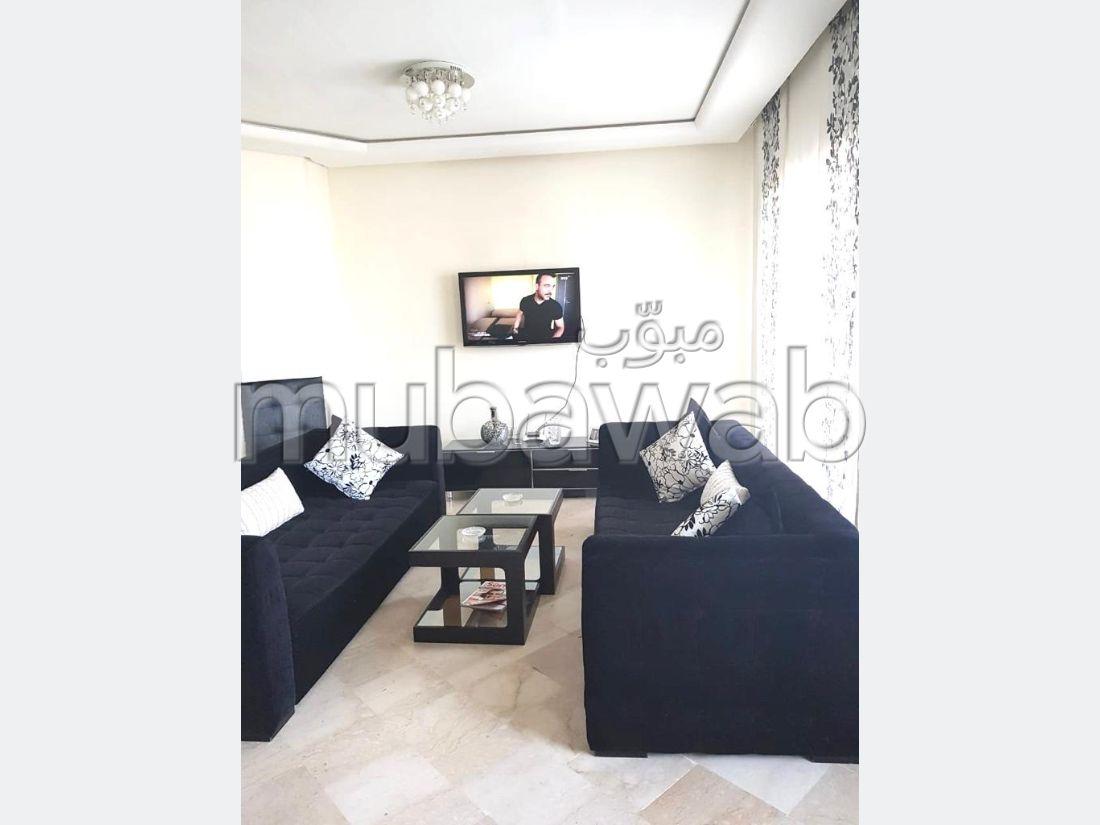 Casablanca val fleury location apprt vide 3 ch