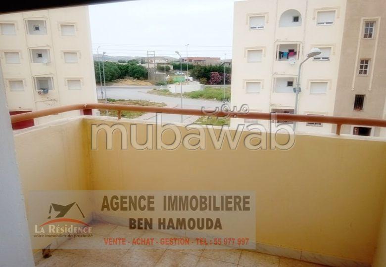 Réf: M108 Appartement après cimenterie de Bizerte