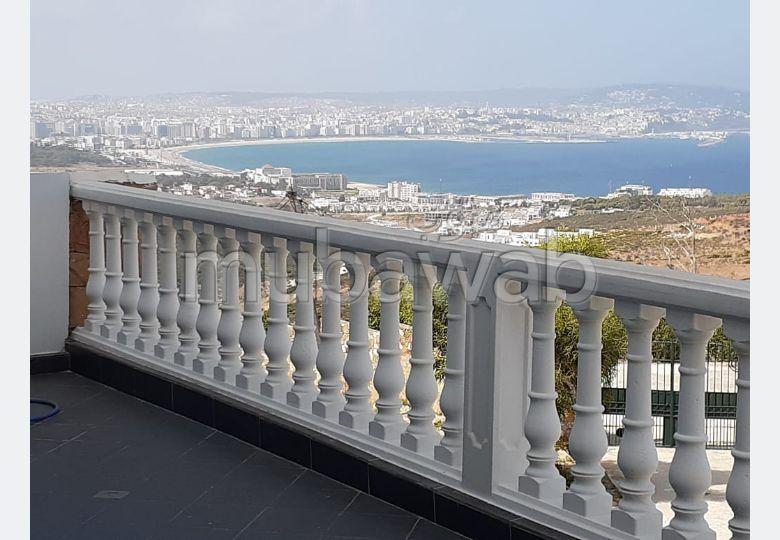 Villa de standing vue mer