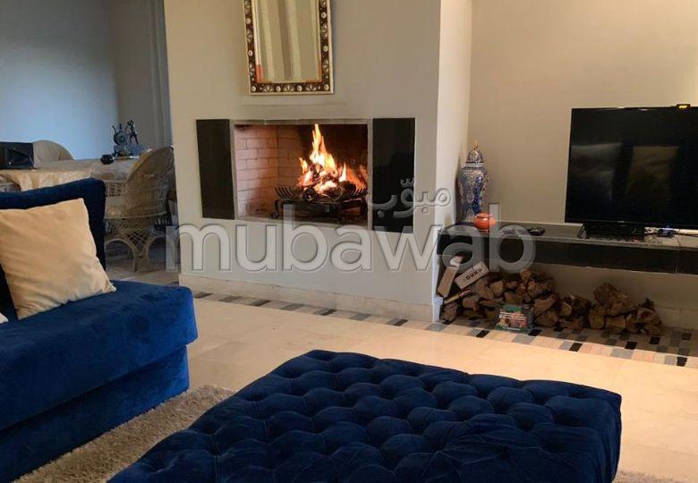 Appartement 3 chambres meublé Résidence Golfique