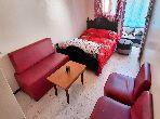 Appartement de vacances à louer à Agdal. 1 belle chambre. Meublé