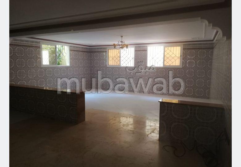 Bureaux à louer à Rabat. Surface totale 250 m²