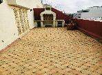 Appartement à la location au denier étage sans vis avis quartier Gauthier