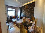 شقة للبيع ببوسكورة. المساحة 117 م². بواب ومكيف الهواء.