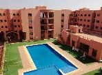 Apartment for rent in Guéliz. 2 Dormitory. Furnished.