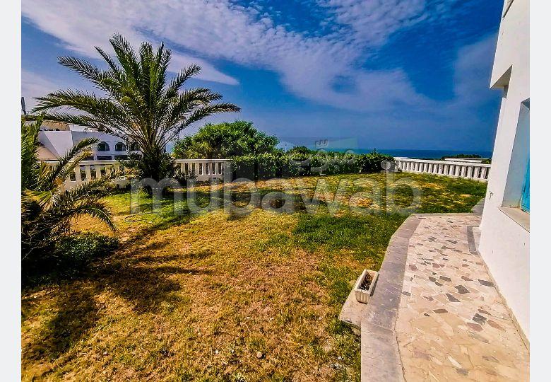 Location saisonnière appartement S+3 vue sur mer à Le Palace Gammarth