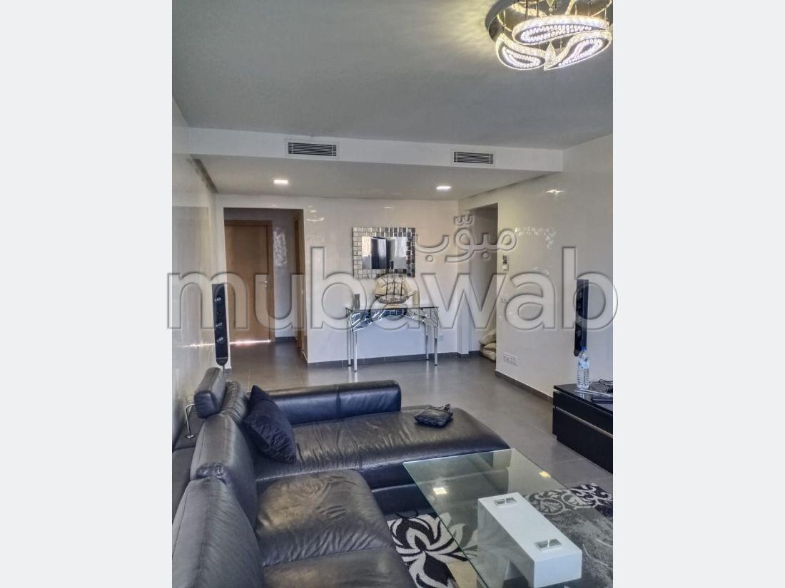 Chouette appartement en location à malabata