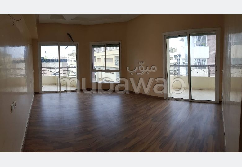 بيع شقة بفاس. المساحة الإجمالية 180 م². منظر جبلي استثنائي ، تدفئة مركزية.