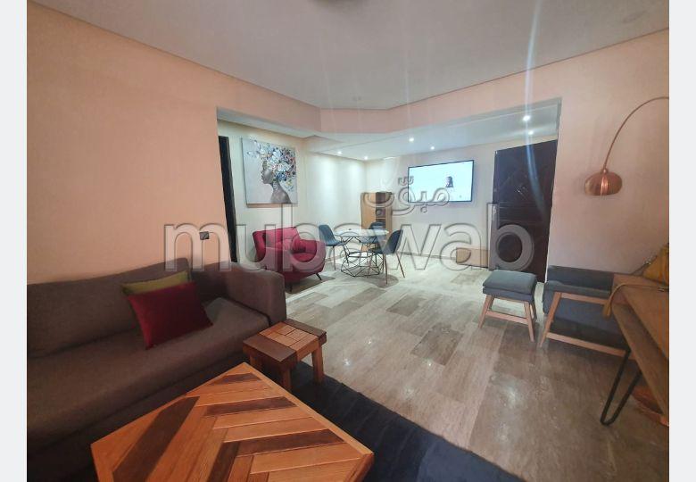 Appartement en location meublé à guéliz