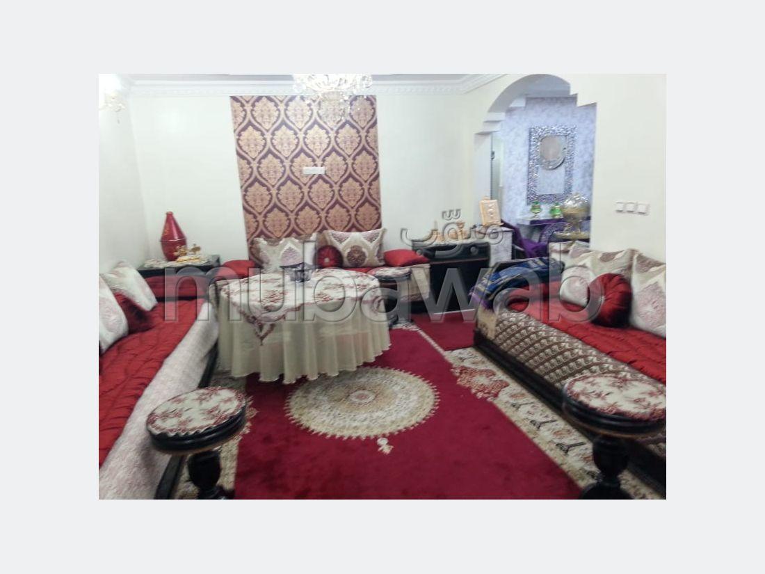 Vente Duplex Quartier Ain Sebaa Casablanca