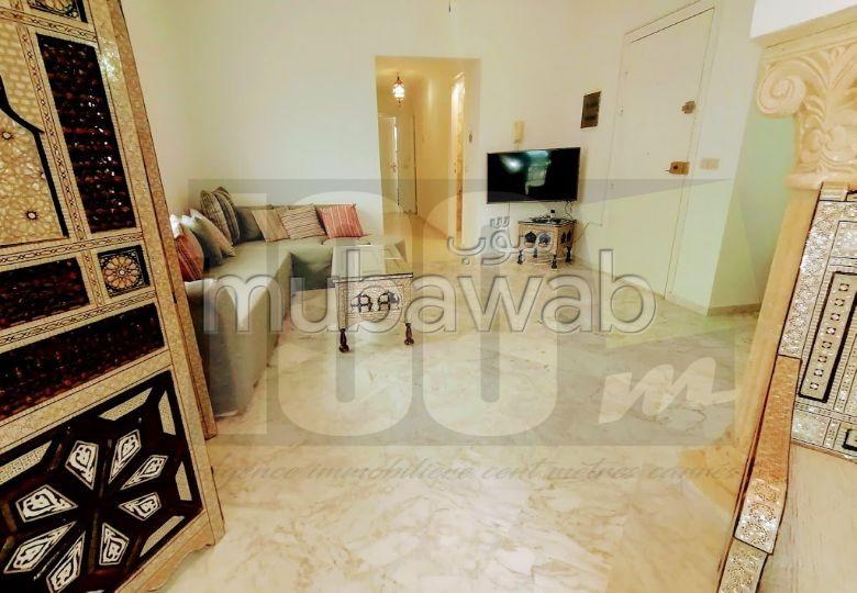 Location d'un s+3 meublé à Sidi Bou Said