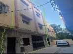 House to buy in Laaouina. 10 Rooms. Reinforced door, traditional Moroccan living room.
