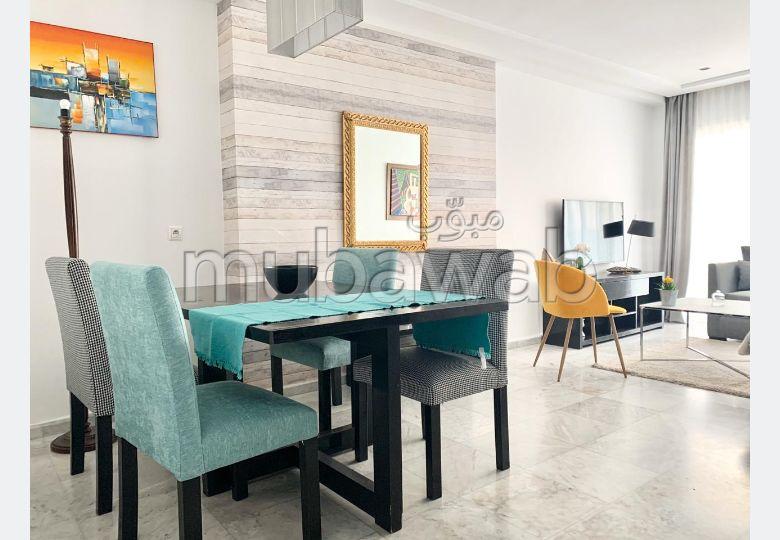 Superbe appartement en vente au Triangle d'Or. Superficie 50 m²