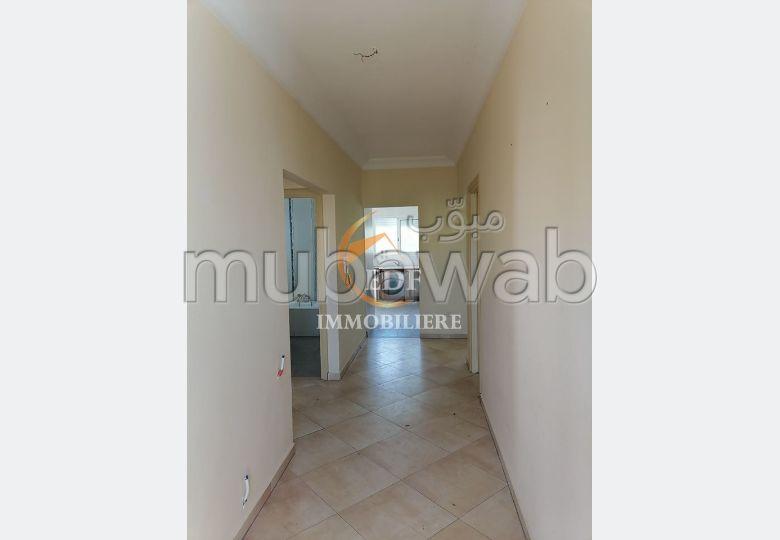 Réf 2183: un vaste appartement, cité la santé, Bizerte