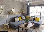 Appartement en location à Gauthier. Surface totale 50 m². Bien meublé