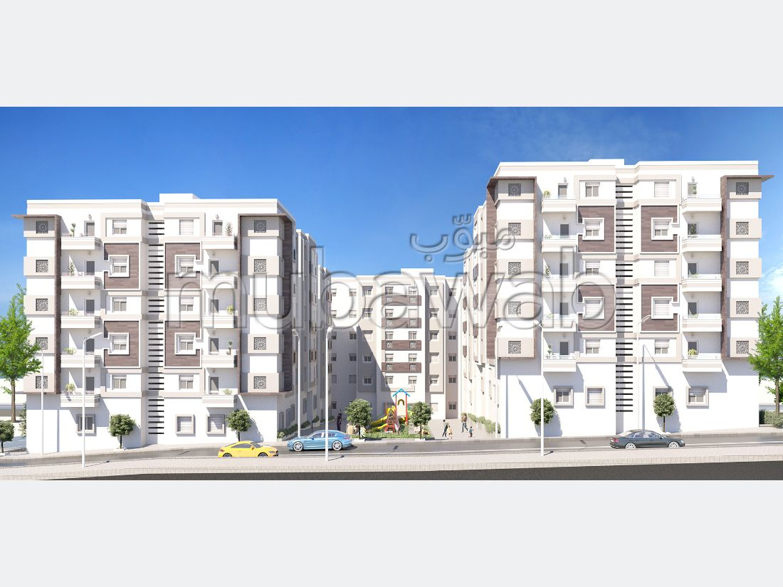 Apartment for sale in Tanja Balia. Total area 53 m². No Lift.